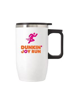 duncin joy run incentive bedrukte koffie mok